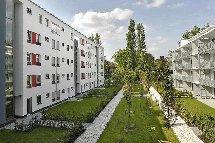 Gebäudemanagement moderner Häuser
